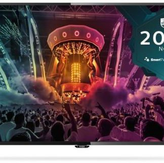 Televizor LED Philips 139 cm (55inch) 55PUH6101/88, Ultra HD 4K, Smart TV, WiFi, CI+