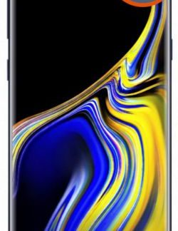 Telefon Mobil Samsung Galaxy Note 9, Procesor Octa-Core Exynos 9810, Super AMOLED Capacitive touchscreen 6.4inch, 6GB RAM, 128GB Flash, Camera duala 12MP, 4G, Wi-Fi, Dual Sim, Android (Ocean Blue)