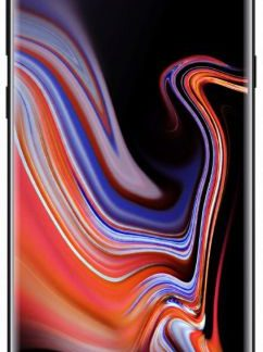Telefon Mobil Samsung Galaxy Note 9, Procesor Octa-Core Exynos 9810, Super AMOLED Capacitive touchscreen 6.4inch, 6GB RAM, 128GB Flash, Camera duala 12MP, 4G, Wi-Fi, Dual Sim, Android (Midnight Black)