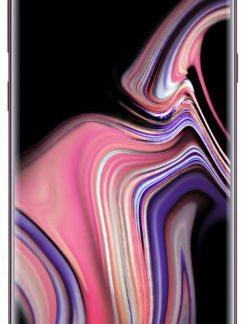 Telefon Mobil Samsung Galaxy Note 9, Procesor Octa-Core Exynos 9810, Super AMOLED Capacitive touchscreen 6.4inch, 6GB RAM, 128GB Flash, Camera duala 12MP, 4G, Wi-Fi, Dual Sim, Android (Lavender Purple)