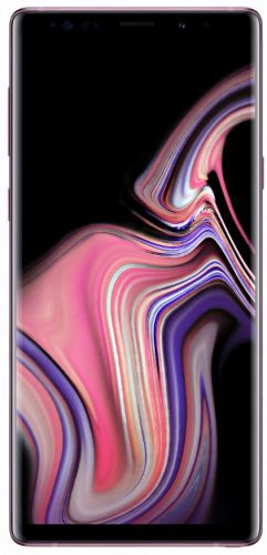Telefon Mobil Samsung Galaxy Note 9, Procesor Octa-Core Exynos 9810, Super AMOLED Capacitive touchscreen 6.4inch, 6GB RAM, 128GB Flash, Camera duala 12MP, 4G, Wi-Fi, Dual Sim, Android (Lavender Purple)