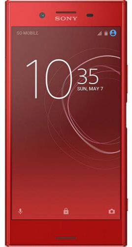 Telefon Mobil Sony Xperia XZ Premium, Procesor Octa-Core 2.45GHz / 1.9GHz, IPS LCD Capacitive touchscreen 5.46inch, 4GB RAM, 64GB Flash, 19MP, Wi-Fi, 4G, Single Sim, Android (Rosu)