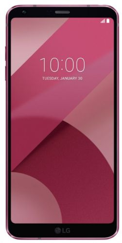 Telefon Mobil LG G6, Procesor Quad-Core 2 X 2.35GHz / 2 X 1.6GHz, IPS LCD Capacitive touchscreen 5.7inch, 4GB RAM, 32GB Flash, Dual 13MP, Wi-Fi, 4G, Single Sim, Android (Raspberry Rose)