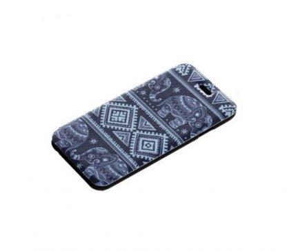 Husa Book Cover Tellur TLL112351 pentru Apple iPhone 6/6S (Albastru)