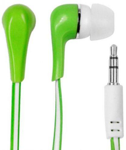 Casti Stereo Msonic MH132EE (Verde)