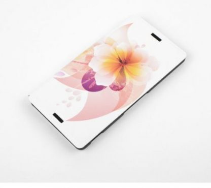 Husa Book Cover Tellur TLL111301 pentru Nokia Lumia 435 (Multicolor)