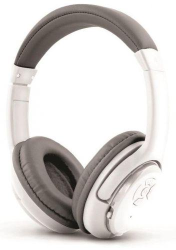 Casti Stereo Esperanza Libero EH163W, Bluetooth, Microfon (Alb)