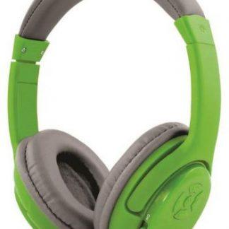 Casti Stereo Esperanza Libero EH163G, Bluetooth, Microfon (Verde)