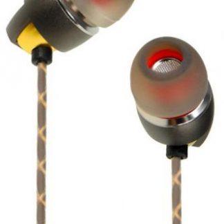Casti Stereo I-BOX Z2, Microfon (Negru/Auriu)