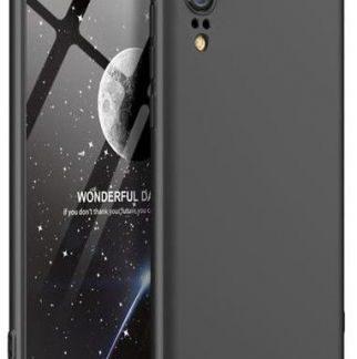 Protectie Spate GKK 360 pentru Huawei P20 (Negru)