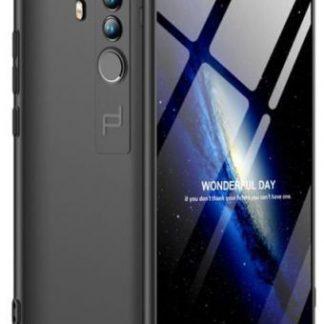 Protectie Spate GKK 360 pentru Huawei Mate 10 Pro (Negru/Albastru)