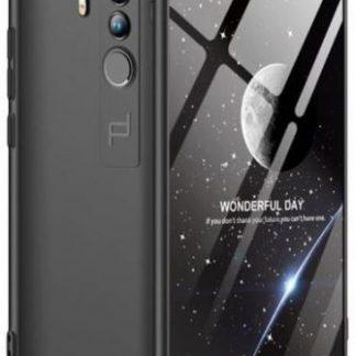 Protectie Spate GKK 360 pentru Huawei Mate 10 Pro (Negru/Argintiu)