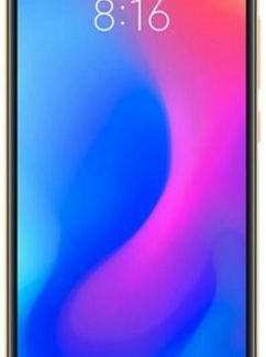 Telefon Mobil Xiaomi Mi A2 Lite, Procesor Octa-Core 2.0GHz, IPS LCD Capacitive touchscreen 5.84inch, 4GB RAM, 32GB Flash, Camera Duala 12+5MP, Wi-Fi, 4G, Dual Sim, Android (Auriu)