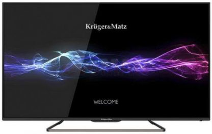 Televizor LED Kruger&Matz 127 cm (50inch) KM0250, Full HD, CI