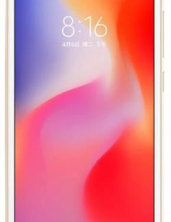 Telefon Mobil Xiaomi Redmi 6, Procesor Octa-Core 2GHz, IPS LCD capacitive touchscreen 5.45inch, 3GB RAM, 32GB Flash, Camera Duala 12+5MP, Wi-Fi, 4G, Dual Sim, Android (Auriu)