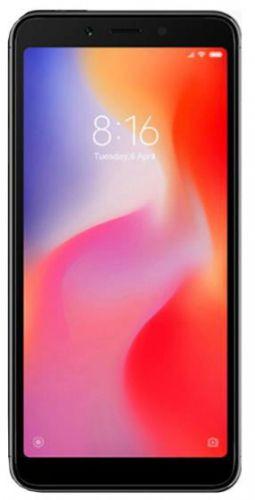 Telefon Mobil Xiaomi Redmi 6, Procesor Octa-Core 2GHz, IPS LCD capacitive touchscreen 5.45inch, 3GB RAM, 32GB Flash, Camera Duala 12+5MP, Wi-Fi, 4G, Dual Sim, Android (Negru)