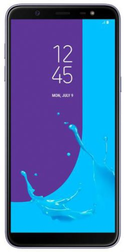 Telefon Mobil Samsung Galaxy J8, Procesor Octa-Core 1.6GHz, Super AMOLED Capacitive touchscreen 6inch, 3GB RAM, 32GB Flash, Camera Duala 16+5MP, Wi-Fi, 4G, Dual Sim, Android (Violet)