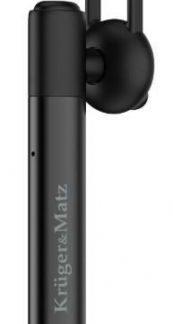 Casca Bluetooth Kruger&Matz Traveler K12, MultiPoint (Negru)