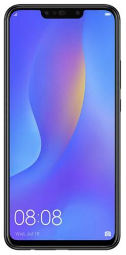 Telefon Mobil Huawei Nova 3i, Procesor Octa-Core 2.2/1.7GHz, IPS LCD Capacitive touchscreen 6.3inch, 4GB RAM, 128GB Flash, Camera duala 16+2MP, 4G, Wi-Fi, Dual Sim, Android (Negru)