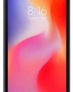 Telefon Mobil Xiaomi Redmi 6A, Procesor Quad-Core 2GHz, IPS LCD capacitive touchscreen 5.45inch, 2GB RAM, 16GB Flash, 13MP, Wi-Fi, 4G, Dual Sim, Android (Negru)