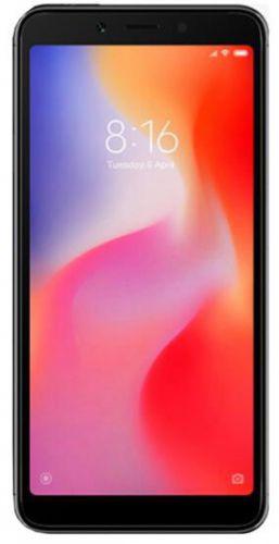 Telefon Mobil Xiaomi Redmi 6A, Procesor Quad-Core 2GHz, IPS LCD capacitive touchscreen 5.45inch, 2GB RAM, 16GB Flash, 13MP, Wi-Fi, 4G, Dual Sim, Android (Negru)