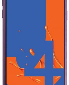 Telefon Mobil Samsung Galaxy J4, Procesor Quad-Core 1.4GHz, Super AMOLED Capacitive touchscreen 5.5inch, 2GB RAM, 16GB Flash, 13MP, Wi-Fi, 4G, Dual Sim, Android (Violet)