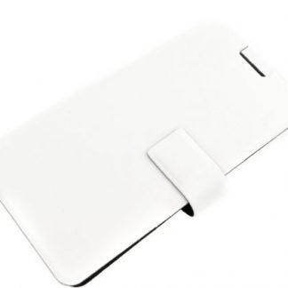 Husa Universala Tellur TLL182211 pentru Telefoane pana la 4.5 inch (Alb)