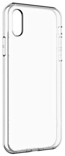 Protectie Spate Star Slim pentru Apple iPhone X (Transparent)
