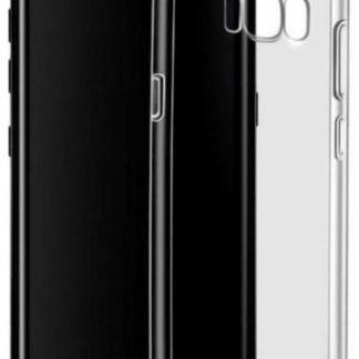 Protectie Spate Star Slim pentru Samsung Galaxy S8 Plus (Transparent)