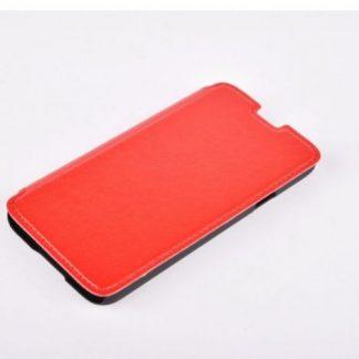 Husa Book Cover Tellur TLL111612 pentru Samsung Galaxy S4 Mini (Rosu)