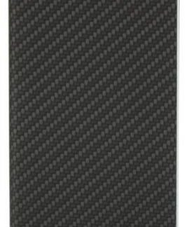 Husa Book Cover Star Carbon pentru Huawei Mate 10 Lite (Negru)