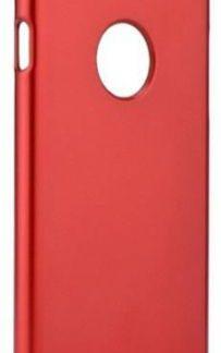 Protectie Spate Star Painted pentru Apple iPhone 7/8 (Rosu)
