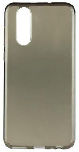 Protectie Spate Star Slim pentru Huawei P20 (Negru)