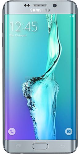 Telefon Mobil Samsung Galaxy S6 Edge Plus, Procesor Octa Core 1.5GHz / 2.1GHz, Super AMOLED capacitive touchscreen 5.7inch, 4GB RAM, 32GB Flash, 16MP, Wi-Fi, 4G, Android (Argintiu)