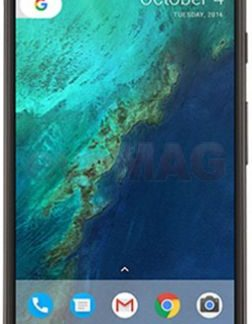 Telefon Mobil Google Pixel XL, Procesor Quad-Core 2.15GHz / 1.6GHz, Amoled Capacitive touchscreen 5.5inch, 4GB RAM, 32GB Flash, 12MP, Wi-Fi, 4G, Android (Negru)