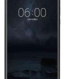 Telefon Mobil Nokia 6, Procesor Octa-Core 1.4 GHz, IPS LCD Capacitive Touchscreen 5.5inch, 4GB RAM, 64GB Flash, 16MP, Wi-Fi, 4G, Dual Sim, Android (Negru)