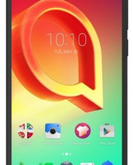 Telefon Mobil Alcatel A5 Led, Procesor Octa-Core 1.3GHz, IPS LCD capacitive touchscreen 5.2inch, 3GB RAM, 16GB Flash, 8MP, Wi-Fi, 4G, Single Sim, Android (Argintiu)