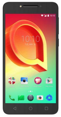 Telefon Mobil Alcatel A5 Led, Procesor Octa-Core 1.3GHz, IPS LCD capacitive touchscreen 5.2inch, 3GB RAM, 16GB Flash, 8MP, Wi-Fi, 4G, Single Sim, Android (Argintiu)