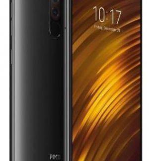 Telefon Mobil Xiaomi Pocophone F1, Procesor Octa-Core 2.8GHz/1.8GHz, IPS LCD capacitive touchscreen 5.99inch, 6GB RAM, 128GB Flash, Camera Duala 12+5MP, Wi-Fi, 4G, Dual Sim, Android (Negru)
