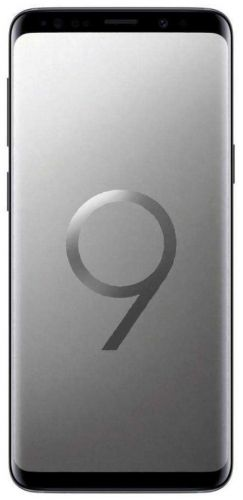 Telefon Mobil Samsung Galaxy S9, Procesor Exynos 9810, Octa-Core 2.7GHz / 1.7GHz, Super AMOLED Capacitive touchscreen 5.8inch, 4GB RAM, 256GB Flash, 12MP, 4G, Wi-Fi, Single SIM, Android (Gri)