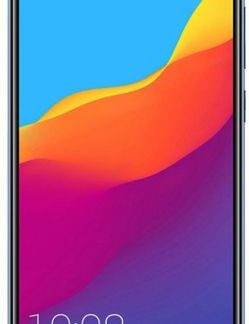 Telefon Mobil Huawei Honor 7A, Procesor Octa-Core 1.4GHz/1.1GHz, IPS LCD Capacitive touchscreen 5.7inch, 2GB RAM, 16GB Flash, Camera Duala 13+2MP, Wi-Fi, 4G, Dual Sim, Android (Albastru)