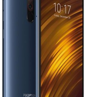 Telefon Mobil Xiaomi Pocophone F1, Procesor Octa-Core 2.8GHz/1.8GHz, IPS LCD capacitive touchscreen 5.99inch, 6GB RAM, 64GB Flash, Camera Duala 12+5MP, Wi-Fi, 4G, Dual Sim, Android (Albastru)