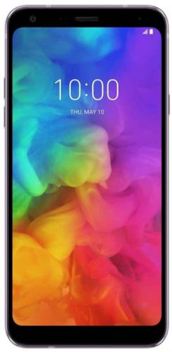 Telefon Mobil LG Q7 LMQ610, Procesor Mediatek MT6750S, Octa-Core 1.5GHz / 1.0GHz, IPS LCD Capacitive touchscreen 5.5inch, 3GB RAM, 32GB Flash, Camera 13MP, 4G, Wi-Fi, Dual SIM, Android (Violet)