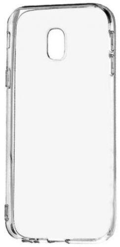 Husa Protectie Spate Lemontti Ultraslim pentru Samsung Galaxy J3 (2017) (Transparenta)