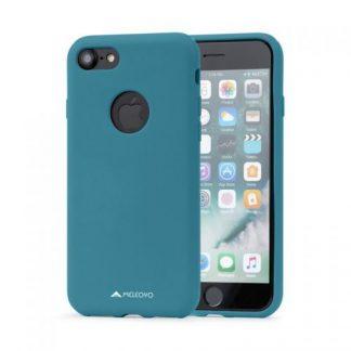 Husa Meleovo MLVSJIPH8BL, pentru iPhone 8 (Albastru)