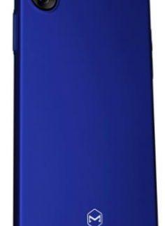 Protectie spate Mcdodo Super Vision Grip pentru iPhone X (Albastru)