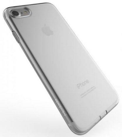 Protectie spate Mcdodo Silicon Hermit Clear, 0.4mm pentru iPhone 8 / 7 (Transparent)
