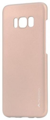 Protectie spate Meleovo Metallic Slim pentru Samsung Galaxy S8 G950 (Rose Gold)