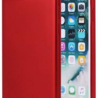 Protectie spate Meleovo Pure Gear II pentru iPhone 8 (Rosu)