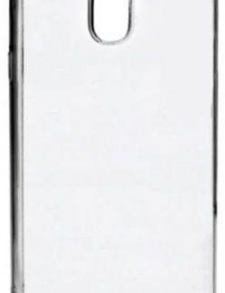 Protectie Spate Lemontti Silicon PRSILILEMNOK2T pentru Nokia 2 (Transparent)